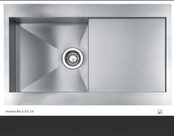 CM-Spa REVERS 86 X 52 1V slim sink series 12983