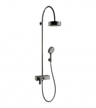Axor Showerpipe with single lever mixer and overhead shower 180 1jet 39620330